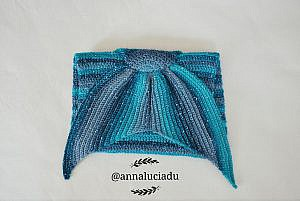 Crochet Mermaid Tail Pattern Annaluciadesign